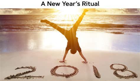 new year ritual a new year s ritual kelley kosow