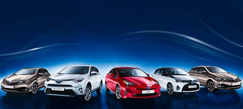 Toyota Europe Homepage Toyota Europe