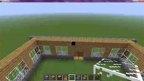 tuto minecraft crer une base indetectable dans la minecraft tuto comment faire une belle maison et la
