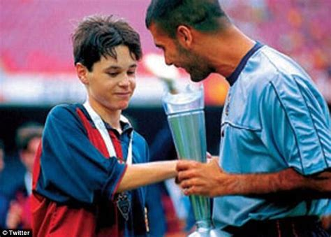 biography of xavi simons barcelona fans didn t want guardiola then i gave my pep