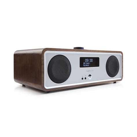 desk radio with bluetooth buy ruark audio r2mk3 top stereo with bluetooth wifi