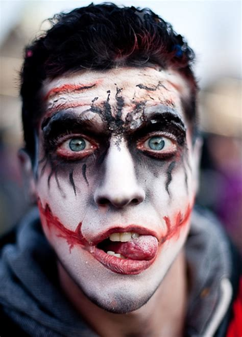 halloween makeup for guys 25 halloween makeup ideas for men