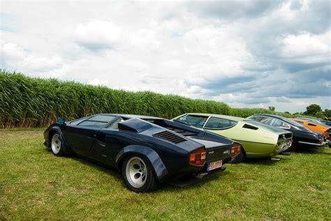 How Much Is A Lamborghini Countach Lamborghini Countach Automobili Lamborghini Classics
