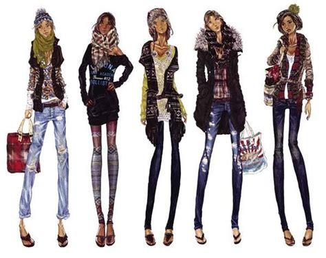 fashion illustration in photoshop 249 best sketches portafolios images on