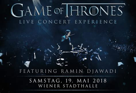 will of thrones be on in 2018 2018 in wien of thrones live in concert oeticket
