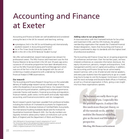 Exeter Mba Entry Requirements by Postgraduate Brochure Of Exeter Business School