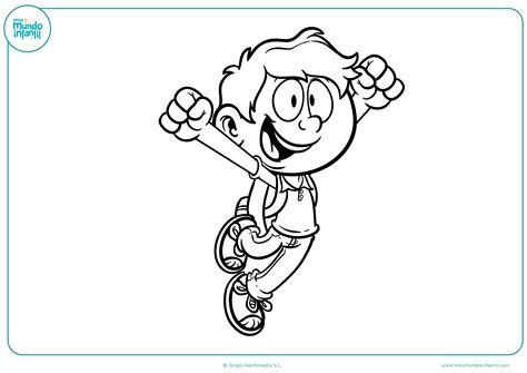 imagenes de unos niños jugando para colorear dibujos de ni 241 os y ni 241 as para colorear mundo primaria