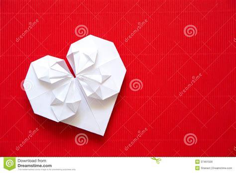 origami os cora 231 227 o feito do orig 226 mi de papel para os valentim d