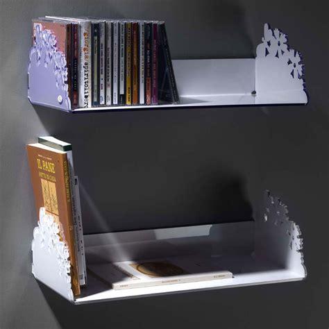 mensole porta libri mensola portalibri porta cd intagliata in plexiglas