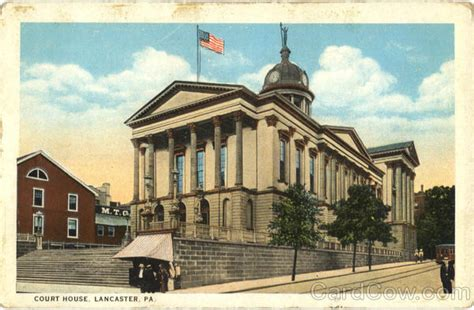 Lancaster Court Search Court House Lancaster Pa
