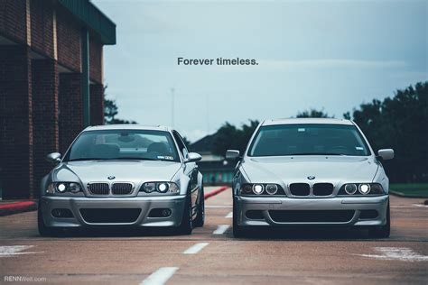 Best Garage Design pic of my e46 and e39 forever timeless bmw