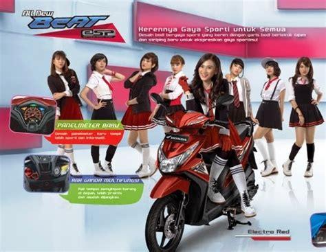 Lu Led Motor Honda Beat Esp ahm release all new honda beat esp and the all new honda