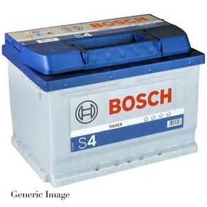 bmw x5 e53 3 0i bosch s4 blue car battery type 110