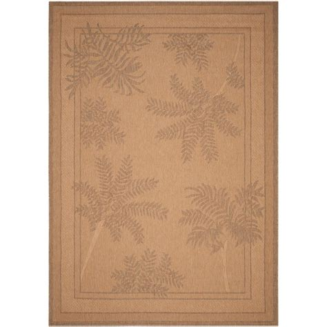 safavieh cy6126 39 courtyard indoor outdoor area rug gold lowe s canada safavieh courtyard gold 8 ft x 11 ft indoor outdoor area rug cy6683 39 8 the home depot