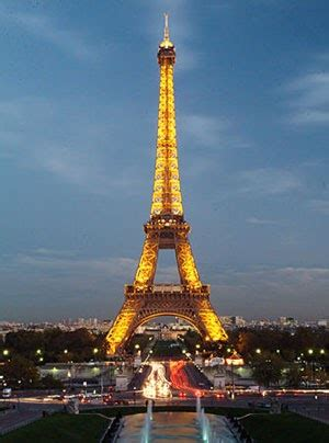 world tourism tourist attractions  france