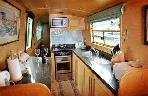 sailboat kitchen narrow boat bathroom boat pinterest