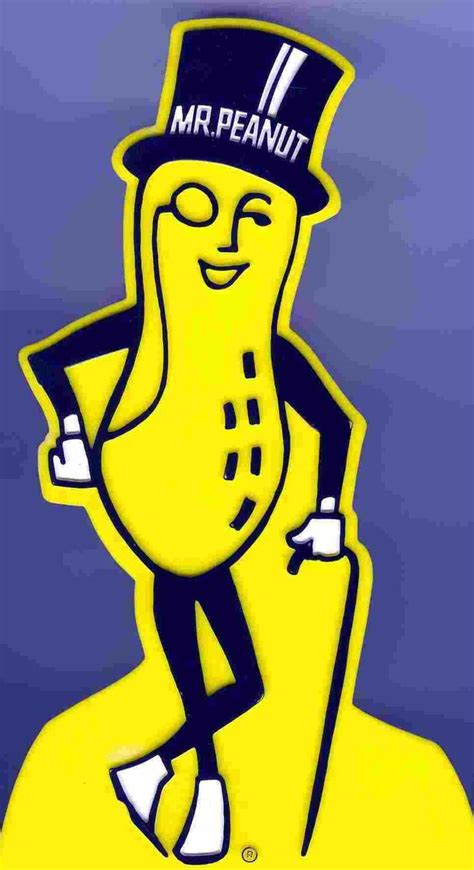 The Planters Peanut by 180 Best Advertising Icons Images On Vintage