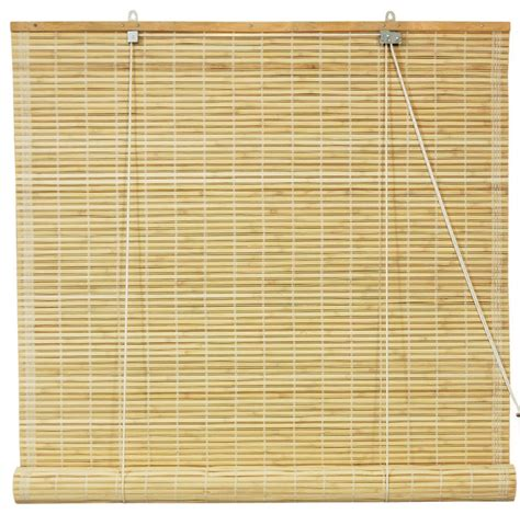 Bamboo Roller Blinds Bamboo Roll Up Blinds Tropical Roller Shades
