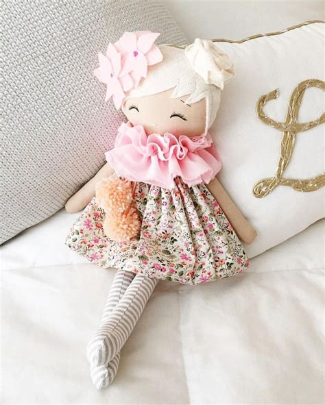 Handmade Dolls - best 20 handmade dolls ideas on cloth doll