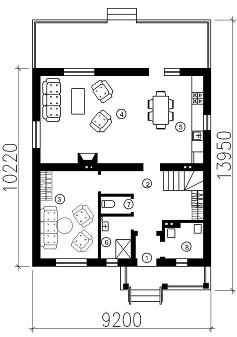 simple 2 story house plans 13 simple two story house