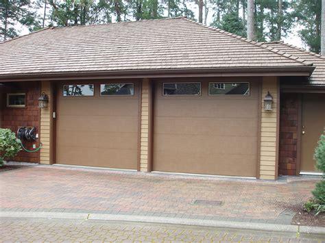 insulated steel garage premium steel harbour door