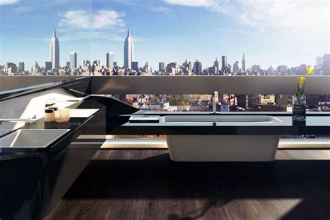Appartments New York by Ultra Luxury Apartments W Residences Hotel Spreads Opulence In Manhattan Skies