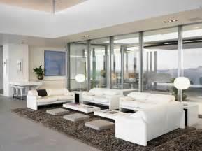 All White Living Room » Ideas Home Design