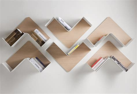 creative shelving creative adaptable shelving system fishbone my desired