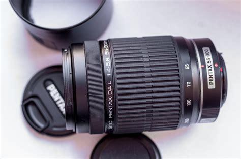 Pentax Lens Smc Da 55 300mm F4 5 8 smc pentax da l 55 300mm f4 5 8 ed reduced