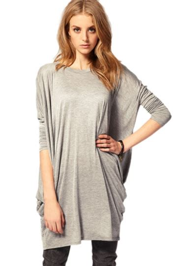 White Batwing Top Size S gray plicated plus size batwing top s batwing tops