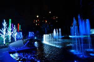 botanical garden garden lights night atlanta ga