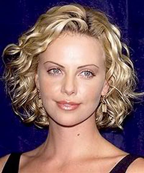 are perms fashionable short hair perm styles