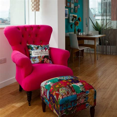 statement armchair statement armchair colourful living room ideas 20 of