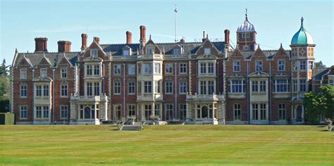 sandringham estate alexandra of denmark queen of great britain a guest