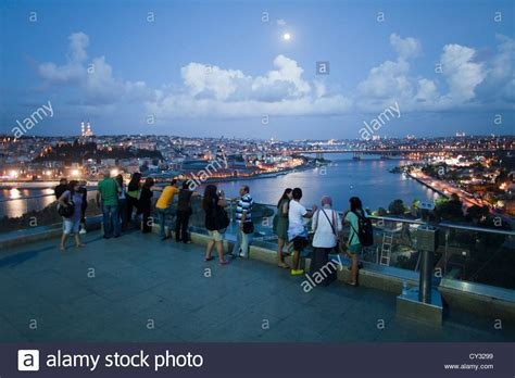 pierre loti pierre loti viewpoint in istanbul stock photo 51084133