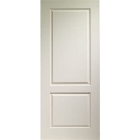 xl door xl joinery white moulded caprice 2 panel door