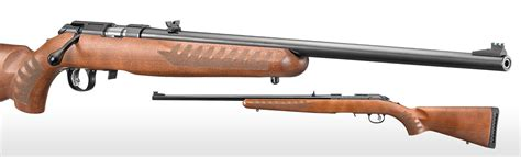 ruger products ruger 174 ruger american rimfire 174 wood stock bolt