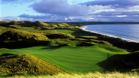 irelands top  golf courses  irelandcom
