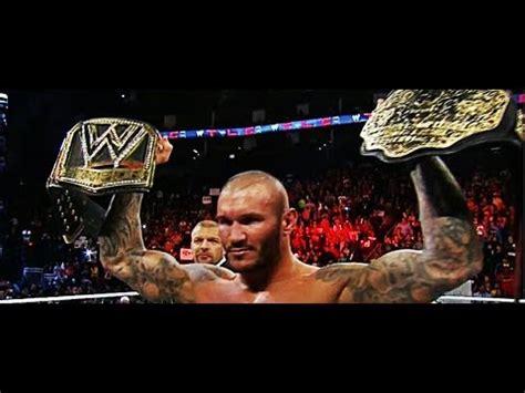randy orton unified wwe world heavyweight champion