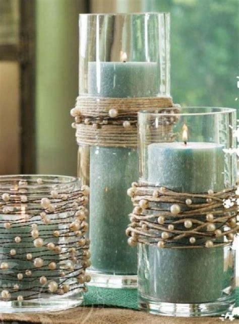 fai da te candele decorazioni candele fai da te 20 idee per abbellire casa