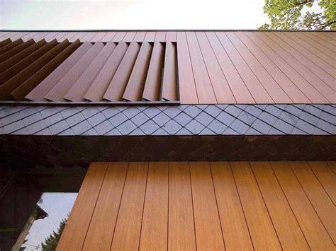 rivestimento tetto in legno tetto ventilato in legno