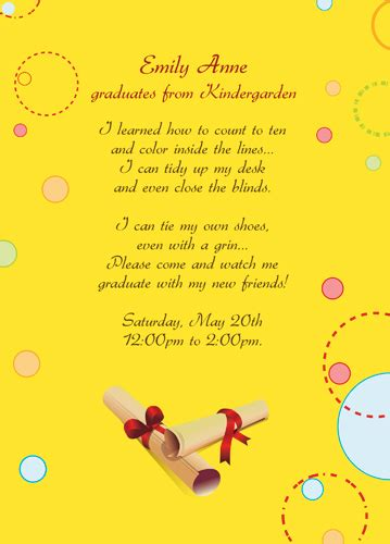 Wedding Announcement Protocol by High School Graduation Announcement Protocol