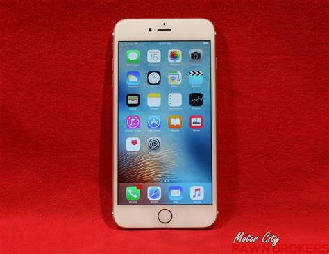 apple mkup2ll a iphone 6s plus 16gb gold t mobile smartphone as is 888462501545 ebay