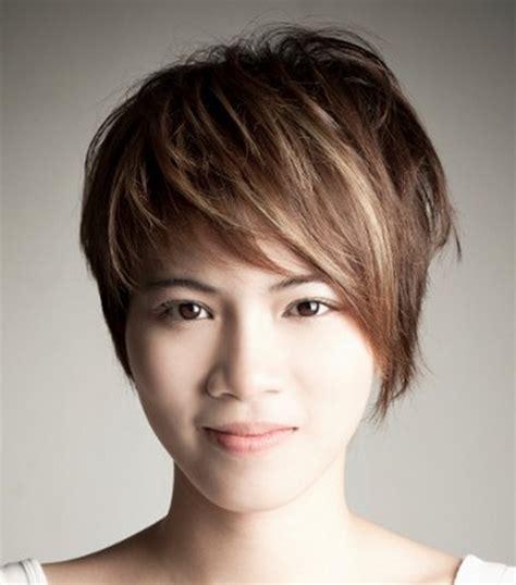 short hairstyles with long bangs short hairstyle with long bangs short haircuts with long bangs