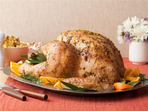 for turkey recipe roasted thanksgiving turkey recipe ree drummond food