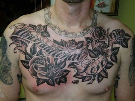 tattoo mens chest 30 best chest tattoos for men
