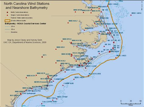 Search Nc Xvon Image Carolina Coastal Map