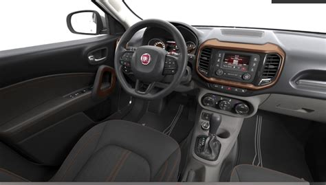 fiat toro interior fiat toro interior launched indian autos blog