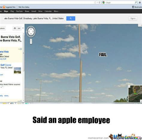 Google Maps Meme - rmx google maps fail by siberman44 meme center