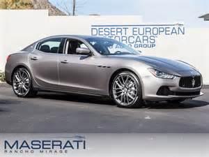 2015 Maserati Ghibli S Q4 Review Image Gallery Silver Ghibli 2015